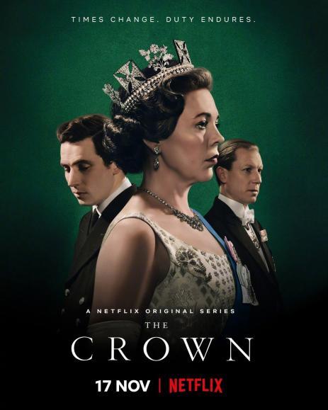 王冠 1-4季 The Crown (2020)