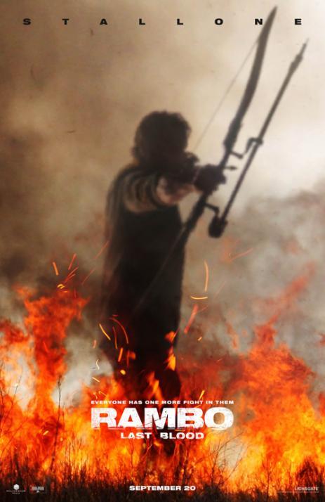 第一滴血5:最后的血 Rambo: Last Blood (2019)