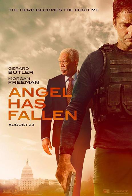 天使陷落 Angel Has Fallen (2019)