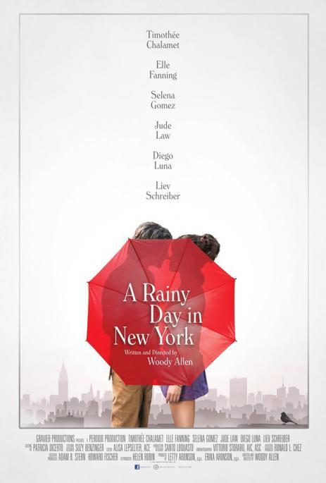 纽约的一个雨天 A Rainy Day in New York (2019)
